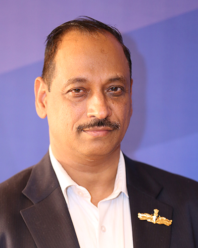 Cdr. Mukesh Saini